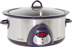 Rival SCVC604 6 Quart Slow Cooker - click to enlarge