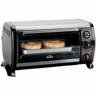 Rival TO600 Stainless Steel Countertop Oven - click to enlarge