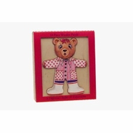 Schylling Emma Moody Bear Puzzle - click to enlarge