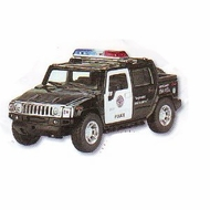 Schylling Police Hummer H2 - click to enlarge