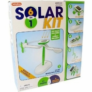 Schylling Solar 6 in 1 Kit - click to enlarge