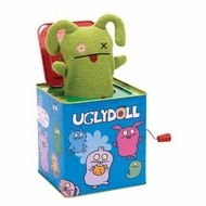 Schylling Ugly Doll Jack in the Box - click to enlarge