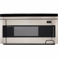 Sharp R1514 Stainless Steel 1000 Watt Over-the-Range Microwave - click to enlarge