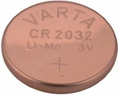 Sony CR2032 Lithium Coin Battery - click to enlarge