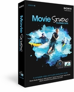 Sony Movie Studio Platinum Suite 12 - click to enlarge