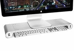 Space Bar Keyboard Organizer - click to enlarge