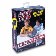 Spy Gear Lie Detector Kit - click to enlarge
