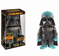 Star Wars Darth Vader Lightning Premium Hikari Sofubi Funko Vinyl Figure - click to enlarge