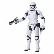 Star Wars The Black Series 6-Inch First Order Stormtrooper - click to enlarge