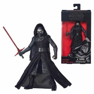 Star Wars The Black Series 6-Inch Kylo Ren - click to enlarge