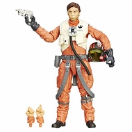 Star Wars: The Force Awakens Black Series 6 Inch Poe Dameron - click to enlarge