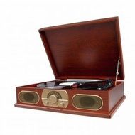 Studebaker SB6051 Wooden Turntable - click to enlarge