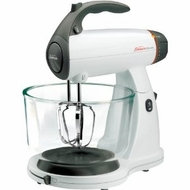 Sunbeam 2371 Mixmaster Stand Mixer, White - click to enlarge