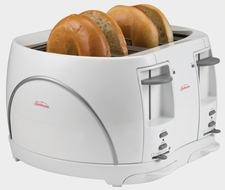Sunbeam 6277 4 Slice Toaster - click to enlarge
