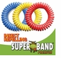 Superband PREMIUM Insect Repellent Bracelet 10 pack