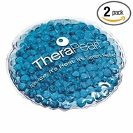 TheraPearl Round Hot Cold / Wrap - click to enlarge