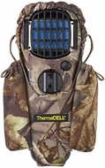 Thermacell Mosquito Repellent Aplliance Realtree and Holster Realtree with clip - click to enlarge