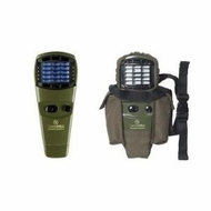 Thermacell Olive Mosquito Repellant Appliance with Holster - click to enlarge