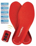 ThermaCell Rechargeable Heated Insole Medium - click to enlarge