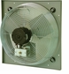 TPI CE 16-DV 16'' Venturi Mounted Direct Drive Exhaust Fan