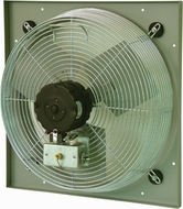 TPI CE 16-DV 16'' Venturi Mounted Direct Drive Exhaust Fan - click to enlarge