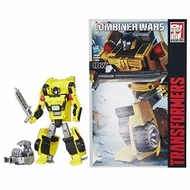 Transformers Generations Combiner Wars Deluxe Class Sunstreaker Figure - click to enlarge