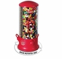 Triple Candy/Gumballs/Peanuts Dispenser with 3 Separate Compartments