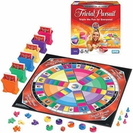 Trivial Pursuit 25th Anniversary Edition - click to enlarge