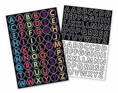Trunki #5417 Alphabet Stickers - click to enlarge