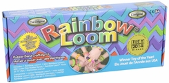Twistz Bandz Rainbow Loom Bands with Hook - click to enlarge