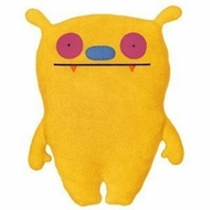 Ugly Doll Big Toe Collection - Yellow - click to enlarge