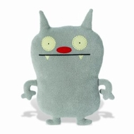 "Ugly Doll Jumbo 24"" Plush Dave Darinko (Grey) - click to enlarge"