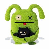 UglyBuddies Ox and Ice-Bat (9'' with 4'' buddy) - click to enlarge