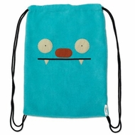 Uglydoll Big Toe Drawstring Tote Bag - click to enlarge