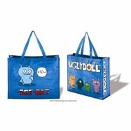 UglyDoll Blue Ice-Bat Tote Bag - click to enlarge
