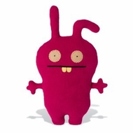 UglyDoll Classic 12-Inch Plush : Little Bent - click to enlarge