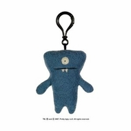 UglyDoll Clip On  Wedgehead - click to enlarge