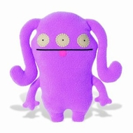 UglyDoll Limited Edition Citizen # 4: Quippy - click to enlarge
