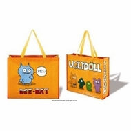 UglyDoll Orange Ice-Bat Shopping Bag - click to enlarge