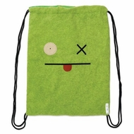 Uglydoll Ox Drawstring Tote Bag - click to enlarge