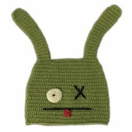 UglyDoll Ox Green UglyHat - click to enlarge