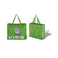 Uglydoll Tote Bag - Green - click to enlarge