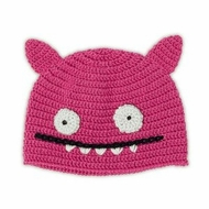 UglyHat Ice-bat Pink by UglyDoll - click to enlarge
