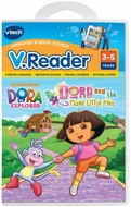 VReader Book  Dora - click to enlarge