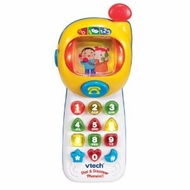 Vtech Dial and Discover Phone - click to enlarge