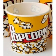 Wabash Valley Farms 44053 Small Plastic Popcorn Tub - click to enlarge