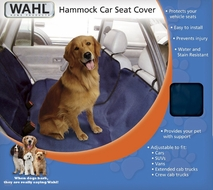 Wahl Travel Car Seat Cover - click to enlarge