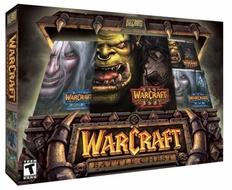 Warcraft III Battle Chest - click to enlarge