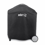 Weber 6553 Premium Cover for Q-300 Grill - click to enlarge