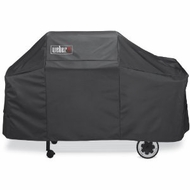 Weber 7552 Premium Cover, Fits Weber Genesis Silver/Gold Gas Grills - click to enlarge